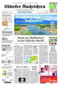 Lübecker Nachrichten Ostholstein Nord - 21. Juli 2019
