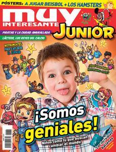 Muy Interesante Junior México - abril 2019