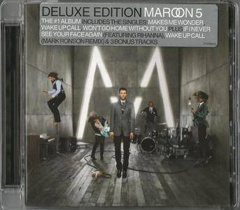 Maroon 5 - It Won't Be Soon Before Long (2008) {Deluxe Edition} Repost / New Rip