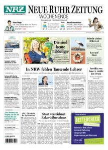 NRZ Neue Ruhr Zeitung Essen-Postausgabe - 25. August 2018