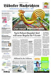 Lübecker Nachrichten Ostholstein Süd - 16. August 2019