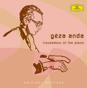 Géza Anda - Troubadour Of The Piano (2005) (5CD Box Set)