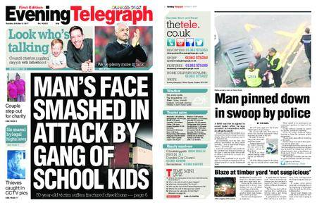 Evening Telegraph First Edition – October 03, 2017