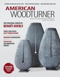 American Woodturner - August 2019