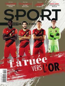 Sport Foot Magazine - 9 Juin 2021
