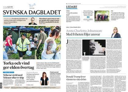 Svenska Dagbladet – 18 juli 2018