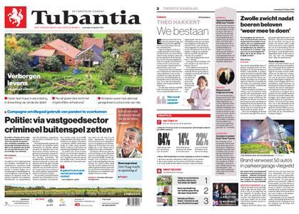 Tubantia - Hengelo – 16 oktober 2019