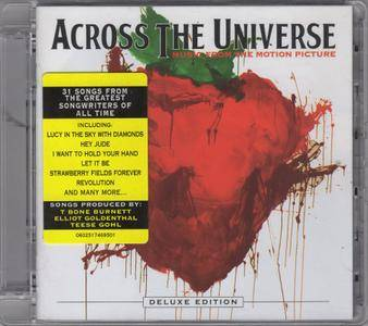 VA - Across The Universe: Music From The Motion Picture (2007) [2CD, Deluxe Edition] Repost