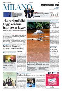 Corriere della Sera Milano – 22 luglio 2019