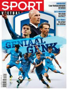 Sport Voetbal Magazine - 3 Oktober 2018