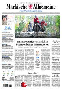 Neue Oranienburger Zeitung - 16. November 2018