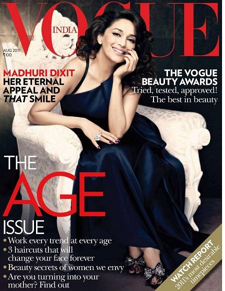 Vogue India - August 2011