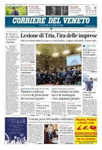Corriere del Veneto Venezia e Mestre – 16 novembre 2018