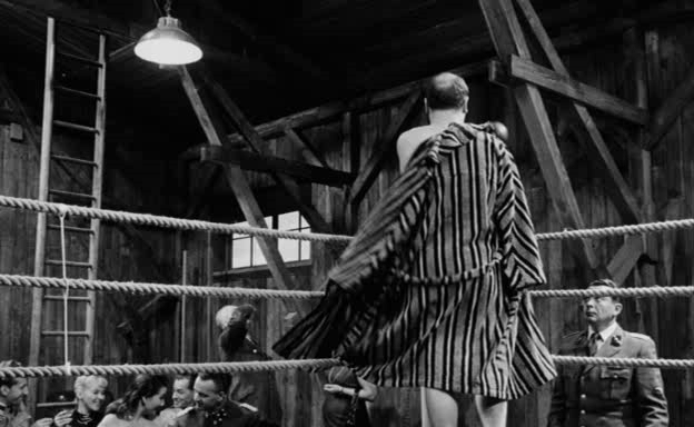 Boxer a smrt/The Boxer and Death (1963)