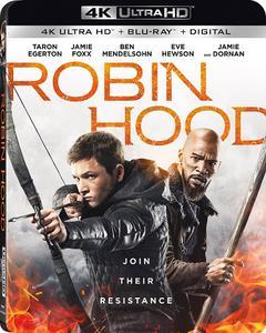 Robin Hood (2018) [4K, Ultra HD]