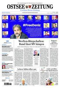 Ostsee Zeitung Wolgast - 14. Februar 2018