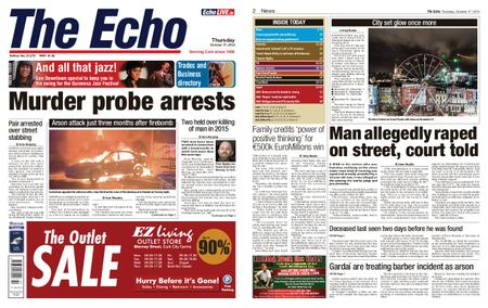 Evening Echo – October 17, 2019