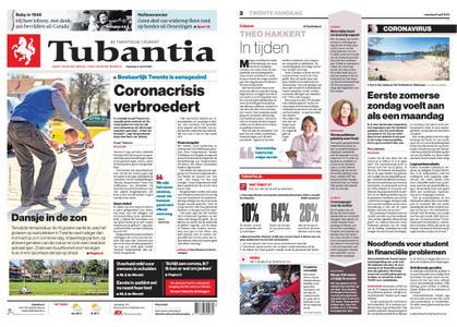 Tubantia - Enschede – 06 april 2020