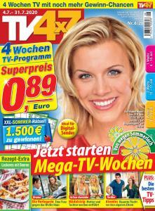 TV 4x7 - Nr.8 2020
