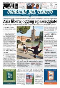 Corriere del Veneto Vicenza e Bassano – 28 aprile 2020