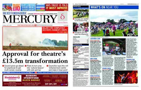 Hertfordshire Mercury – July 19, 2018