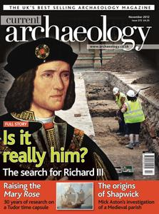 Current Archaeology - Issue 272