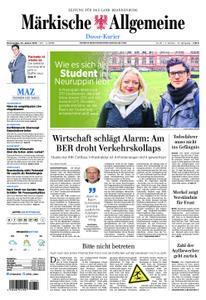 Märkische Allgemeine Dosse Kurier - 24. Januar 2019