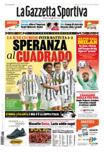 La Gazzetta dello Sport Nazionale - 16 Maggio 2021