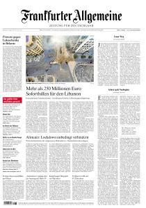Frankfurter Allgemeine Zeitung - 10 August 2020