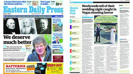 Eastern Daily Press – October 06, 2017