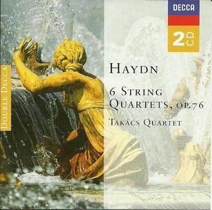 Takacs String Quartet - Haydn: 6 String Quartets, op.76 (2004)