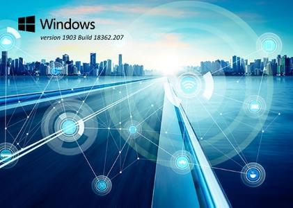 Windows 10 version 1903 Build 18362.207