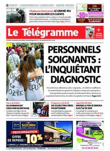 Le Télégramme Brest Abers Iroise – 12 juin 2020
