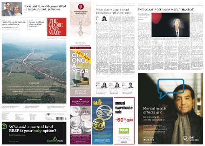 The Globe and Mail – January 27, 2018