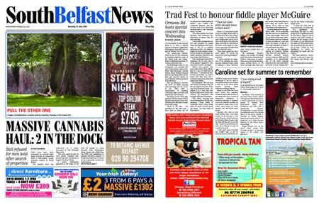 South Belfast News – July 25, 2019