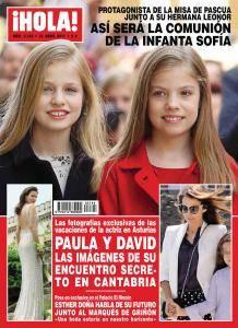 Hola! Spain N.3795 - 26 Abril 2017