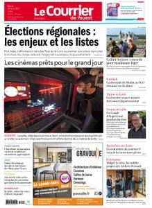Le Courrier de l'Ouest Angers – 18 mai 2021