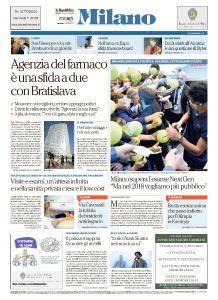 la Repubblica Milano - 10 Novembre 2017