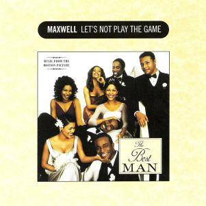 Maxwell - Let's Not Play The Game (US CD5) (1999) {Columbia} **[RE-UP]**
