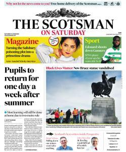 The Scotsman - 13 June 2020