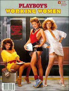 Playboy's Working Women - February 1984