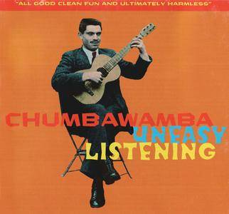 Chumbawamba - Uneasy Listening: A Collection Of Stuff From 1986-1998 (1998)