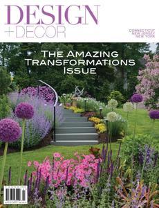 Design + Decor CT/NJ/NY - Volume 18 Issue 4 2021