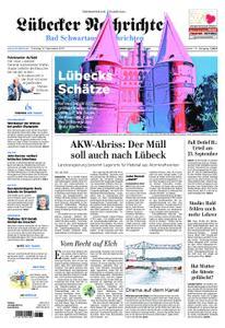 Lübecker Nachrichten Bad Schwartau - 10. September 2019