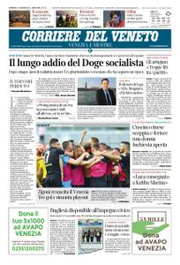 Corriere del Veneto Venezia e Mestre – 12 maggio 2019