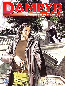 Dampyr - Volume 68 - I Cacciatori Di Licantropi
