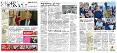 Gibraltar Chronicle – 17 October 2020