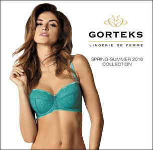Gorteks - Lingerie Spring Summer Collection Catalog 2016