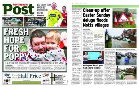 Nottingham Post – April 03, 2018