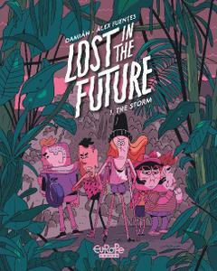 Europe Comics-Lost in the Future Vol 1 The Storm HYBRiD COMiC eBook